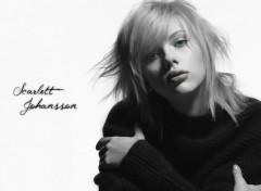 Fonds d'écran Célébrités Femme Scarlett Johansson