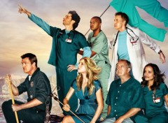 Fonds d'écran Séries TV Scrubs