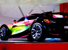 Wallpapers Cars Citroen SurVolt
