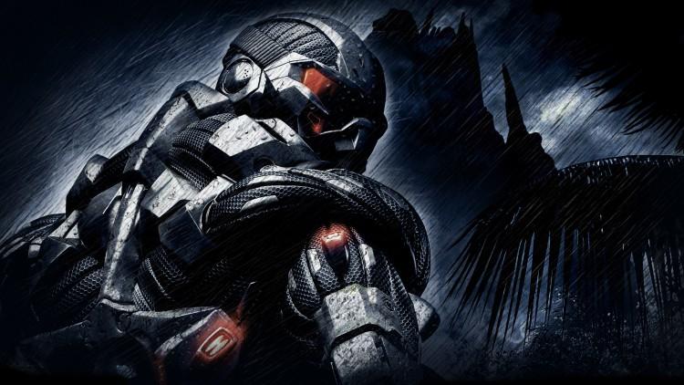 Wallpapers Video Games Crysis 2 Dark Rain