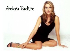 Fonds d'�cran C�l�brit�s Femme Andrea Parker