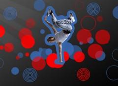 Fonds d'écran Art - Numérique Dance Hip hop