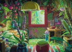 Wallpapers Cartoons Arrietty le petit monde des chapardeurs