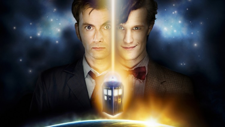 Fonds d'écran Séries TV Doctor Who De 10 à 11