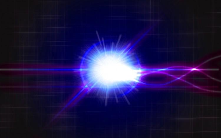 Fonds d'écran Art - Numérique Abstrait Source de lumière