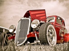 Wallpapers Cars Hot rod