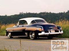 Wallpapers Cars chevrolet bel air (1951)