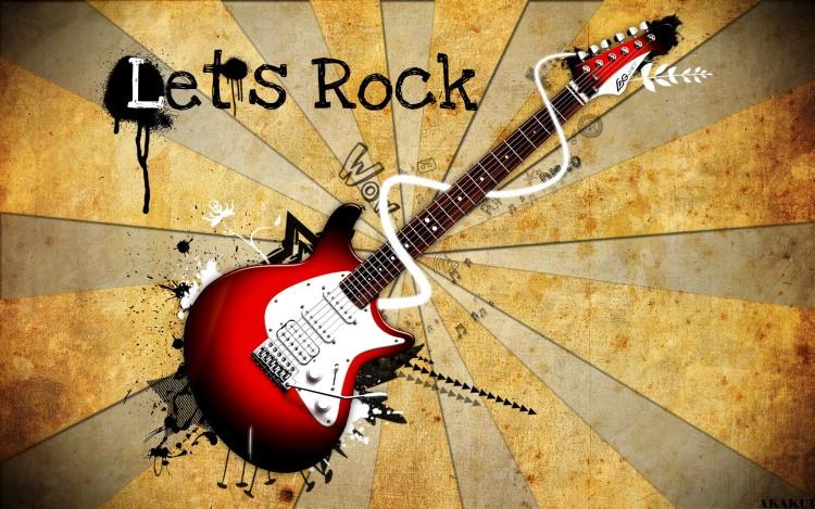 fond d'ecran rock