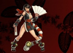Fonds d'écran Manga asian girl