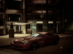 Wallpapers Video Games mercedes slr amg