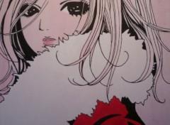 Wallpapers Art - Painting Nana 2