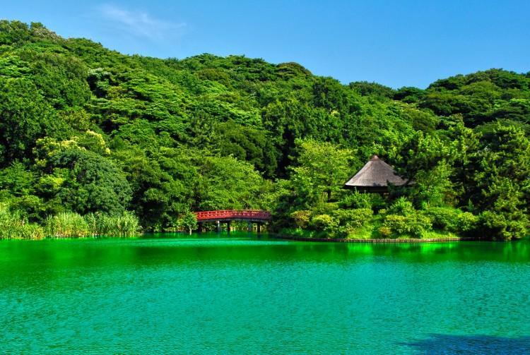 Wallpapers Trips : Asia Japan Sankeien Garden - Yokohama