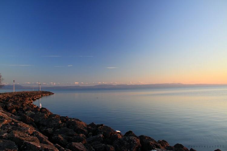 Fonds d'écran Nature Lacs - Etangs Lac de Neuchâtel (Suisse)