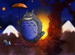 Fonds d'écran Dessins Animés Tonari no Totoro
