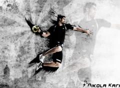 Fonds d'écran Sports - Loisirs nicola karabatic