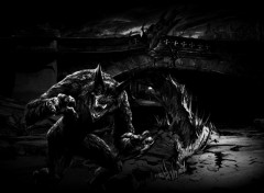 Wallpapers Fantasy and Science Fiction The Werewolf of London