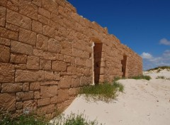 Wallpapers Trips : Oceania 1er poste t�l�graphique - Australie