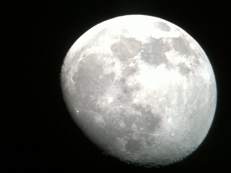 Wallpapers Space Moon pleine lune