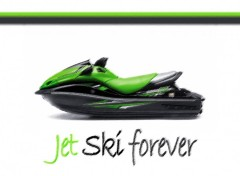 Wallpapers Sports - Leisures jetski forever
