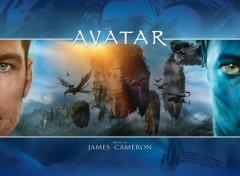 Fonds d'écran Cinéma Avatar 2560x1600
