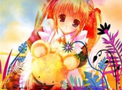 Fonds d'écran Manga Maid♥