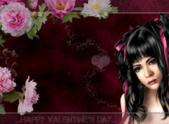 Wallpapers Digital Art happy valentine's day