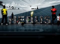 Fonds d'écran Grandes marques et publicité CinHebus