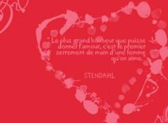 Fonds d'écran Art - Numérique Saint Valentin