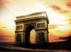 Wallpapers Fantasy and Science Fiction Triomphe fatigué