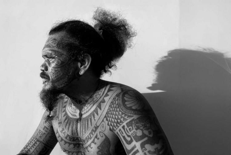 Wallpapers Trips : Oceania Tahiti Tatouage Tahitien