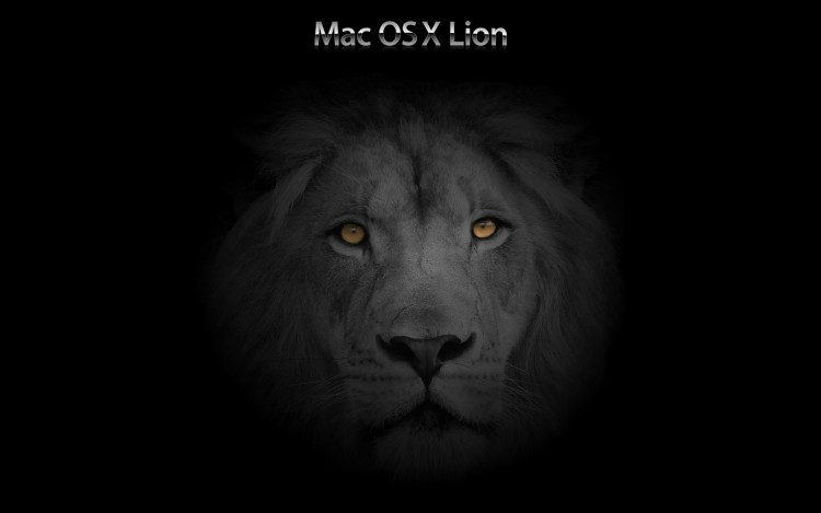 fond d'ecran anime mac os x lion