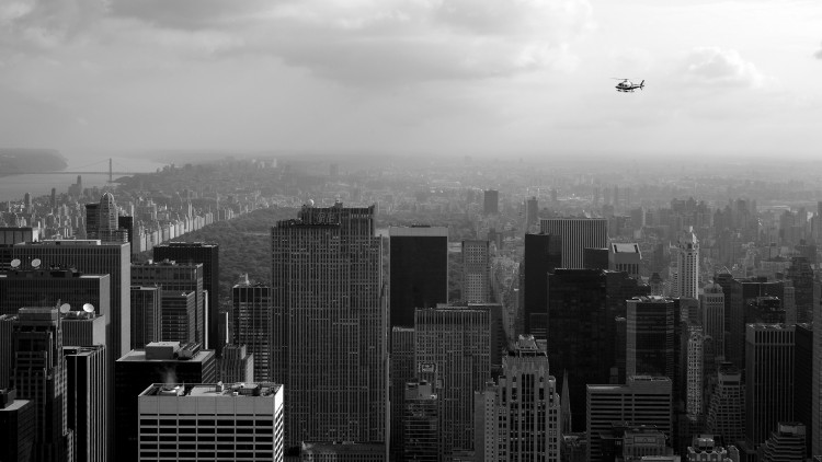 Wallpapers Trips : North America United-States > New York New York, vers le Nord