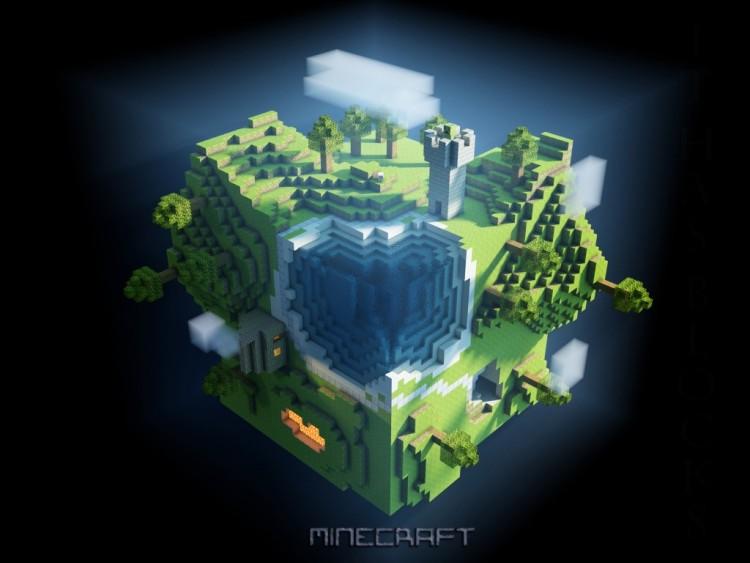 Fonds d'écran Jeux Vidéo Minecraft Minecraft
