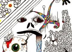 Fonds d'écran Art - Crayon Incompréhension