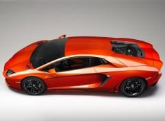 Fonds d'écran Voitures Lamborghini Aventador LP700-4