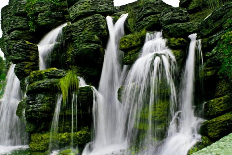 Fonds d'écran Nature Cascades - Chutes Wallpaper N°276426