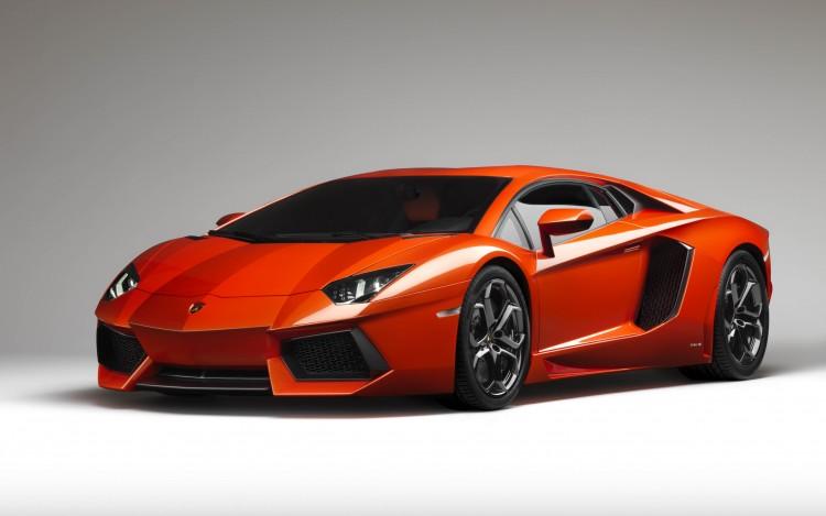 Fonds d'écran Voitures Lamborghini Lamborghini - Aventador