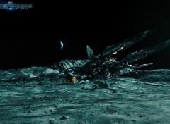 Wallpapers Movies Transformers 3 - La Face cachée de la Lune