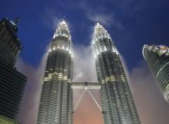 Fonds d'écran Voyages : Asie KLCC - Kuala lumpur - Tours Petronas
