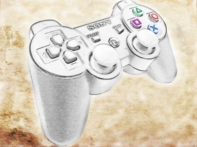 Wallpapers Video Games Playstation 3 Manette PS3