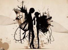 Fonds d'écran Art - Numérique Toi & Moi
