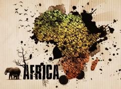 Fonds d'écran Art - Numérique africa