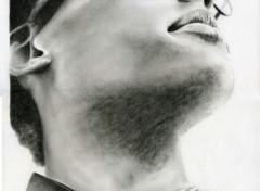 Fonds d'écran Art - Crayon Stromae