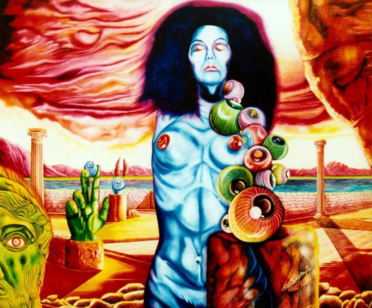 Fonds d'écran Art - Peinture Surréalisme - Symbolisme - Onirisme