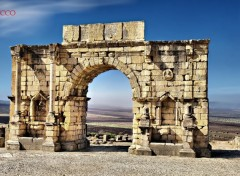 Wallpapers Trips : Africa volubilis Morocco