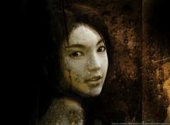 Wallpapers Digital Art Portrait chinois