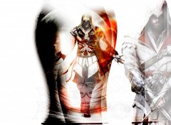 Wallpapers Video Games Ezio Auditore