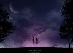 Wallpapers Digital Art The Promise