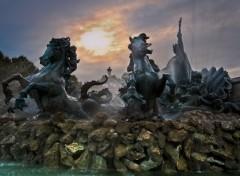 Fonds d'écran Constructions et architecture Chevaux de Bronze