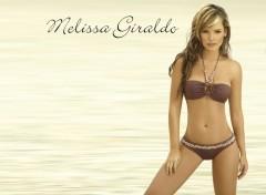 Fonds d'écran Célébrités Femme Melissa Giraldo